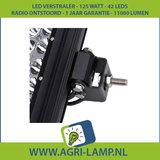LED verstraler 126Watt