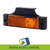 LED markeringslamp 12v en 24v aanhanger of trailer