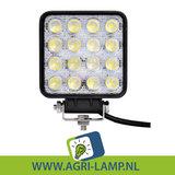 LED werklamp 48w 48 Watt 12v 24v