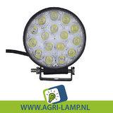 LED Werklamp 48w, 12V 24V (vanaf 21.95) 48 Watt_