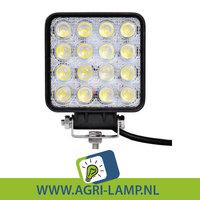 Super Werklamp LED 48w 10 stuks PRO serie