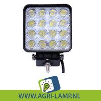 LED Werklamp 48 Watt, 12V 24V 48w Budget_versie