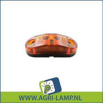 Contour LED oranje 12V-24V