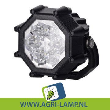 Robuuste werklamp led 40 Watt, 10V-30V PRO serie