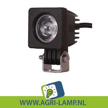 LED Cree werklamp 10 Watt, 12v 24v (vanaf 19.95) 10w