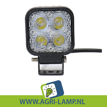 Led Werklampen 12v En 24v Agri Lamp Nl