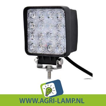 LED Werklamp 48 Watt, 12V 24V 48w 10 stuks