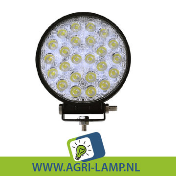 LED Werklamp LED 72 Watt, 12V 24V 72w