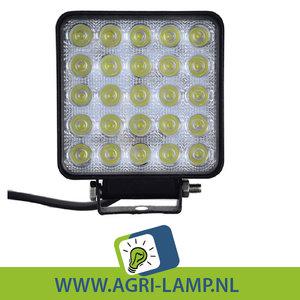 LED werklamp 75W 12V 24V