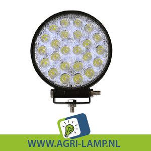 LED werklamp 72W 12V 24V